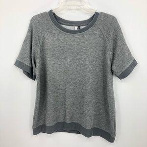 Gray Short Sleeve Shirt Large Super Soft!